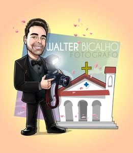 Fotografia Walter Bicalho