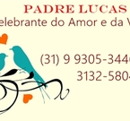 Celebrante de Casamentos - Lucas Macieira