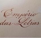 Empório das Letras - caligrafia e arte -