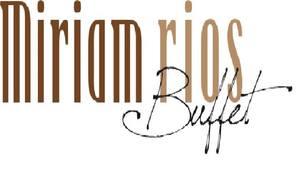Miriam Rios Buffet