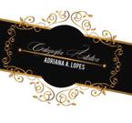 Adriana Lopes Caligrafia Artística