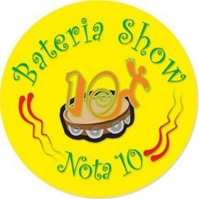 Bateria Show Nota 10