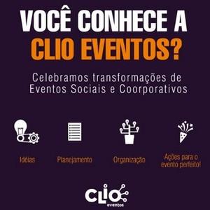 Clio Eventos Cerimonial