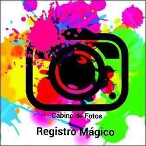Cabine de Fotos Registro Mágico