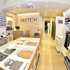0776be0c7 Notícia: Grife nacional Sketch inaugura nova loja em Belo Horizonte